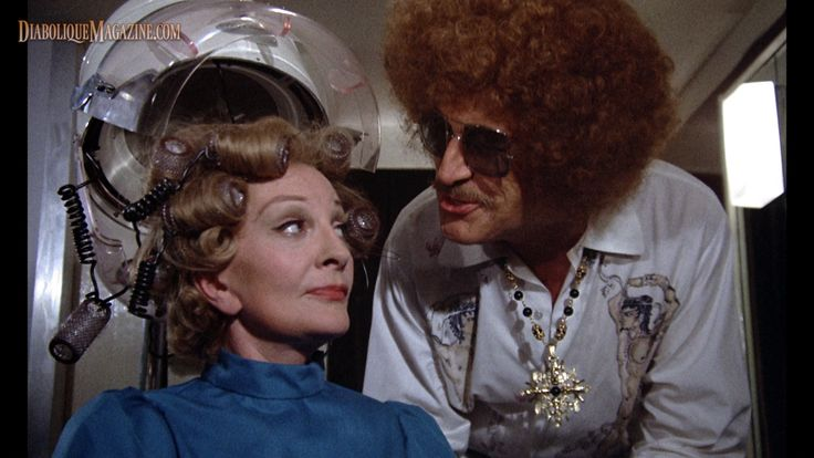 Theater of Blood VIncent Price & Coral Browne