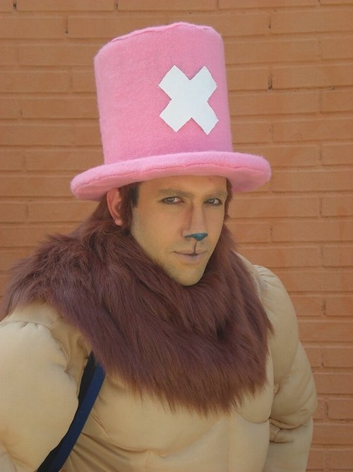 Tony Tony Chopper Cosplay from One Piece - This is one of the best ones I've seen!