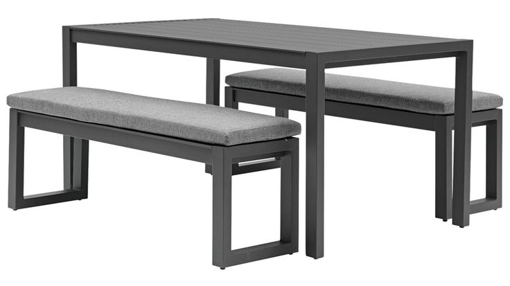 Haven Bench Dining Setting | Domayne