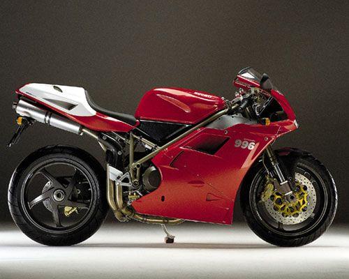 ducati 996 sps - reasonably successful.