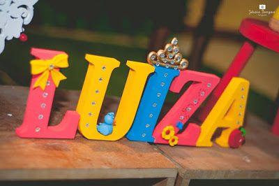 Cosmacticos: Luiza Fez 1 - A Festa Perfeita da Branca de Neve !