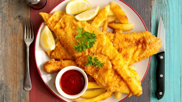 Simple batter recipes you can use on any type of fish