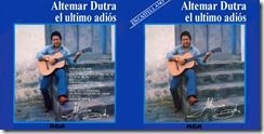Vinil Campina: Altemar Dutra - 1983 -  El ultimo adios
