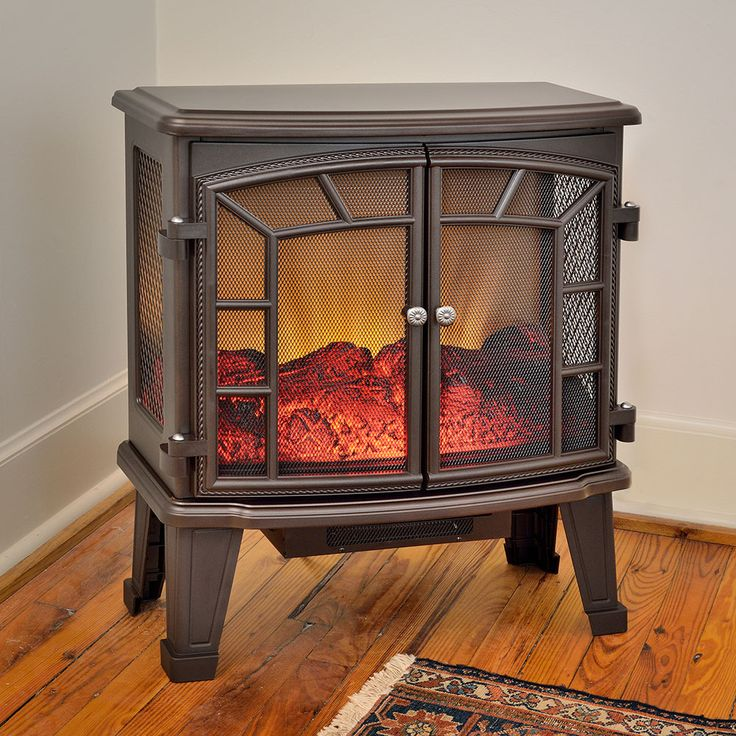 30 best Rustic electric fireplaces images on Pinterest