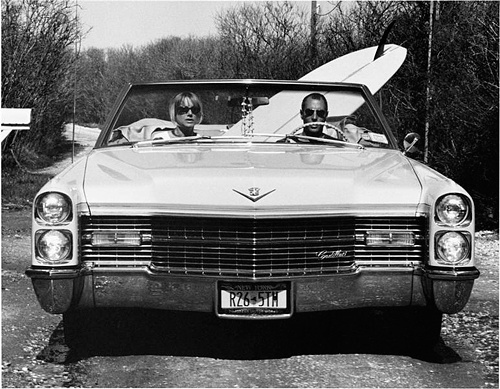 #Cadillac: Montauk, Caddy, Cars, Michael Dweck, Beach, Surf, Photography, Michaeldweck