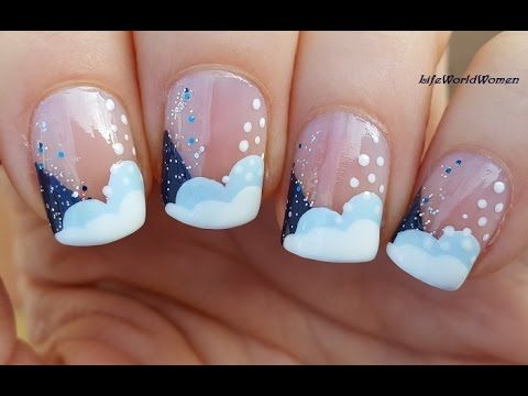 Best 25 toothpick nail art ideas on pinterest diy nails nail art compilation 4 christmas nails lifeworldwomen youtube prinsesfo Gallery