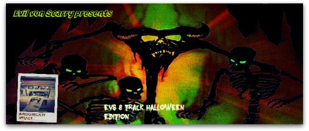 Evil von Scary Halloween Soundtrack!! | evilvonscary.com
