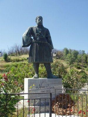 http://www.mixanitouxronou.gr/giati-chathike-o-tafos-tou-nikitara-o-iroikos-tourkofagos-simera-den-echi-mnima-oute-anazitise-kanis-ta-osta-tou/ Γιατί χάθηκε ο τάφος του Νικηταρά;