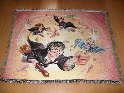 Harry Potter Rug Home Decor