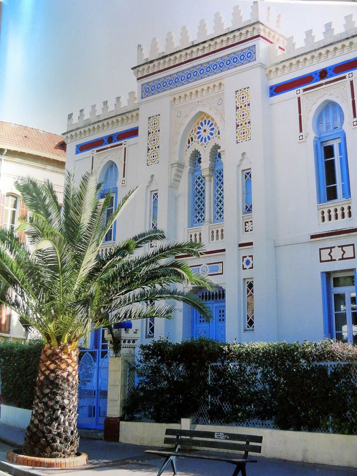 Villa Tunisienne - Hyeres - Provence
