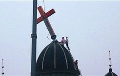 Courageous Christians in China Risk their Lives to Replace What the Communist Government Took Down