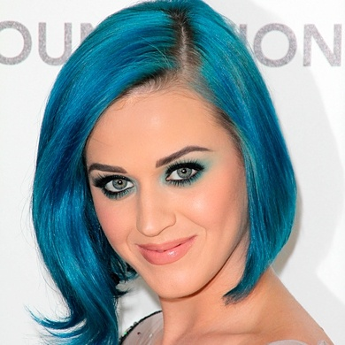 Katy Perry Hairstyles - Celebrity Hair Icons