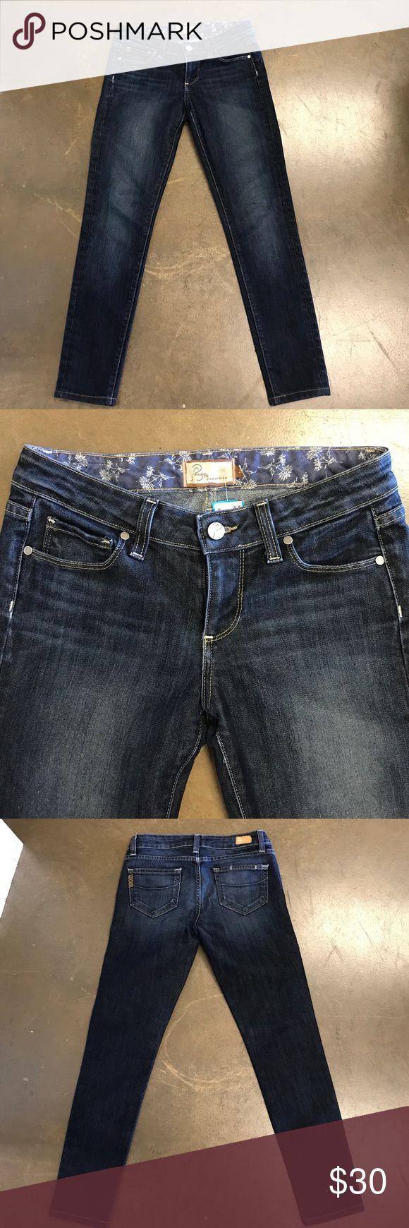 Paige jean size 26 Paige jean skyline drive style size 26 (runs small) Paige Jeans Jeans