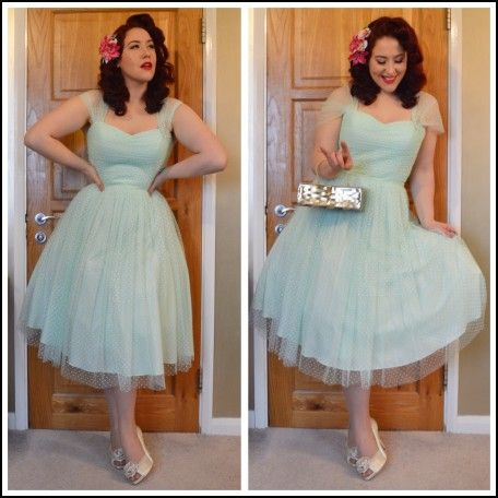 Vintage Dresses for A Wedding Guest