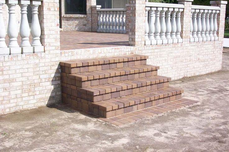 65 Best Exteriors Images On Pinterest Concrete Steps Precast Concrete And Concrete Front Steps