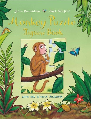 From 4.10 Monkey Puzzle Jigsaw Book