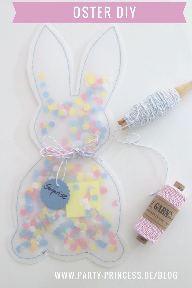 Ein süße last Minute DIY Idee für Ostern findet Ihr auf unserem Blog