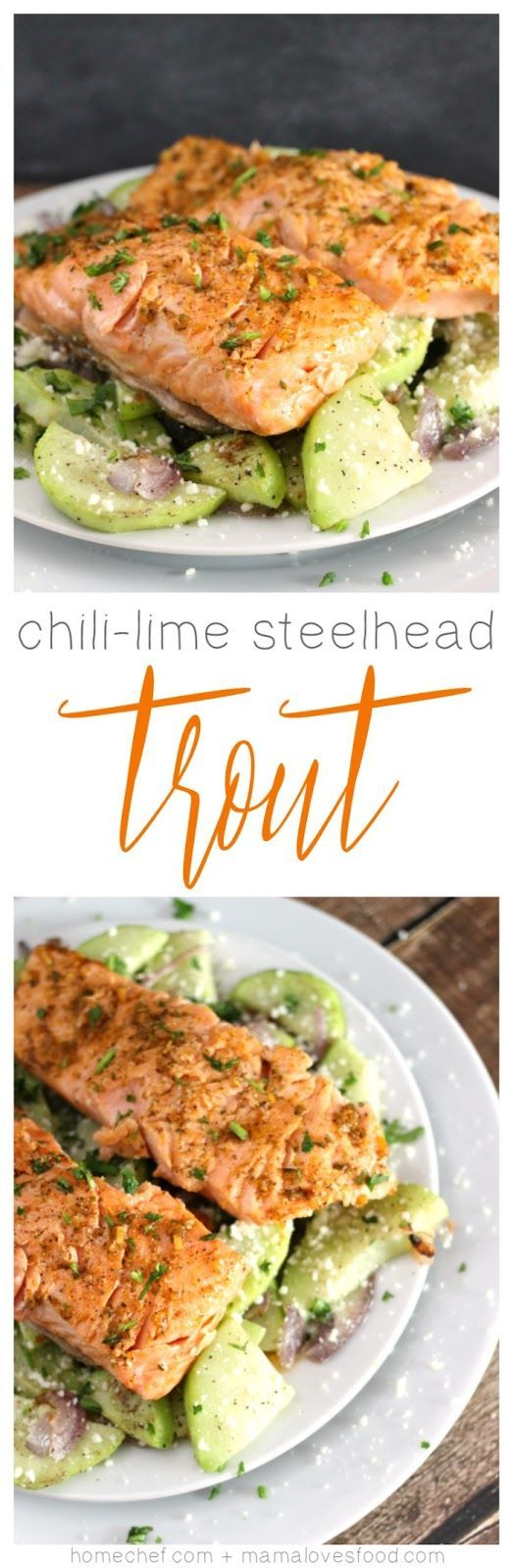 ... Trout Recipes on Pinterest | Rainbow Trout Recipes, Baked Trout and