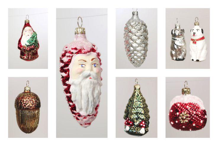 Oikotie Sisustus | Tarjan blogi: Joulun kauneimmat lasikoristeet, lumisadepallot ja karusellit - Oikotie Sisustus
