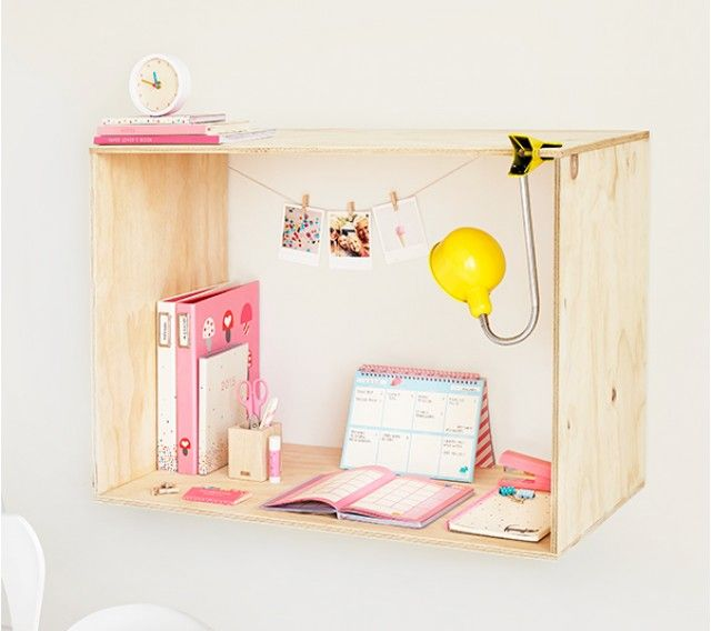 CUTE COLLECTION Love this idea for a kids room