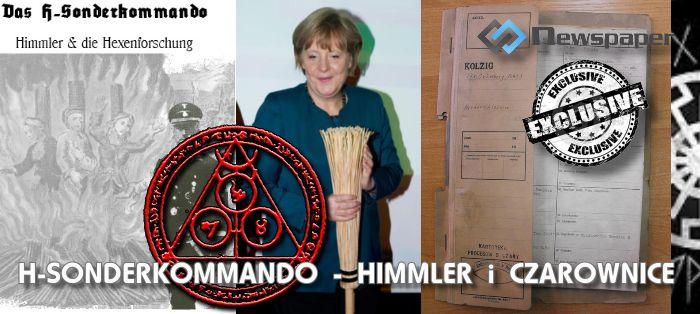 H-Sonderkommando – Himmler i Czarownice