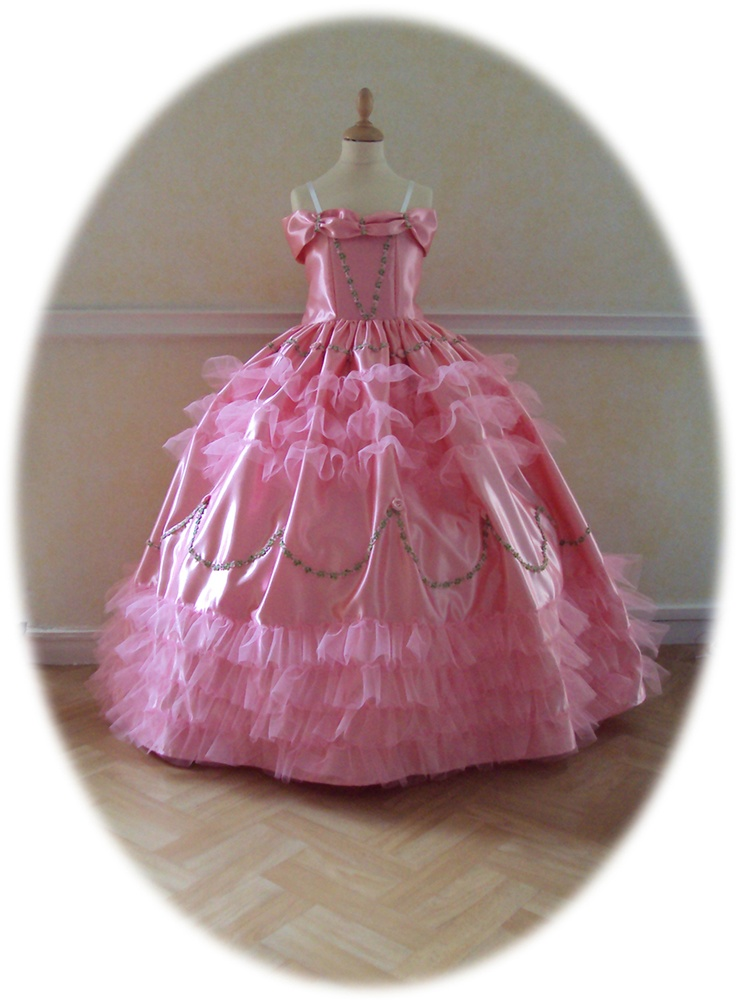 robe-Sissi-fiancaille-rose