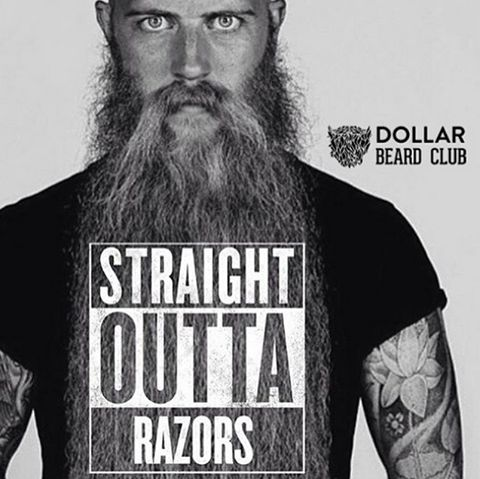 dollar beard club sverige