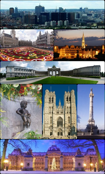 File:TE-Collage Brussels.png: Beautiful Cities, Awesome Cities, Belgium Brussels, Buckets Lists, Favorite Places, Brussels Belgium, Places I D, Places Brussels, Travel Destinations
