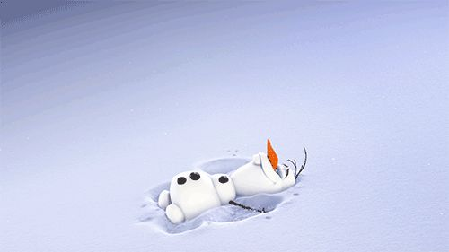"You take pleasure in the simple things. | Community Post: 19 Signs You're Olaf From ""Frozen"""