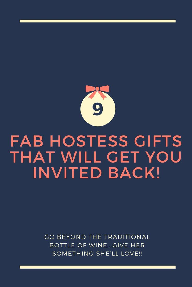The BEST hostess gift ideas for the holiday party season
