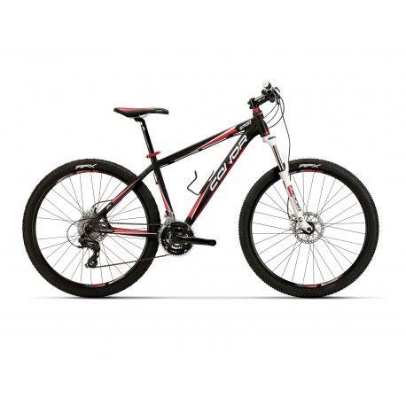 """Bicicleta Conor 6700 de montaña de 27.5"""" y cuadro de aluminio. Una bicicleta polivalente a un precio excelente."""