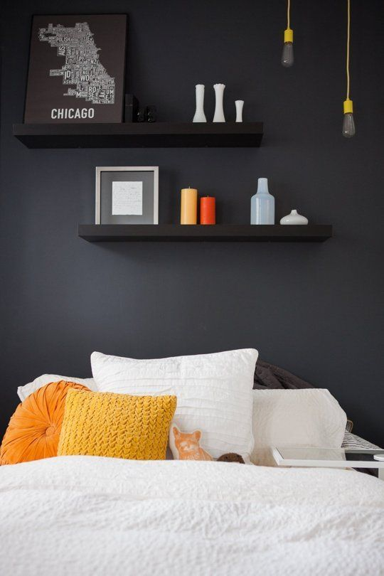 Dark and Bright: Play Up Contrast for the Best of Both Worlds | Apartment Therapy