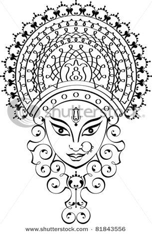 The Goddess Durga
