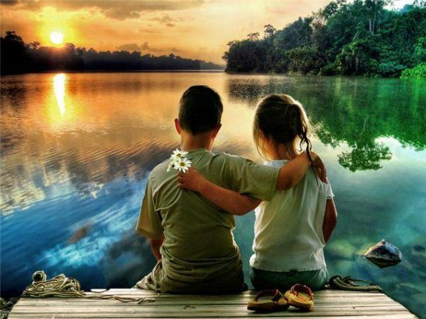 Waarom spiegelen kinderen? Nieuwetijdskind.com