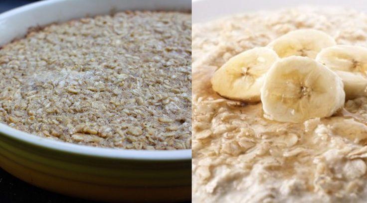 Stress am Morgen? 7 Oatmeal-Varianten, die sich super vorbereiten lassen  - Ernährungspläne|Muskelaufbau|Ernährungspläne|Lebensmittel|Mahlzeiten