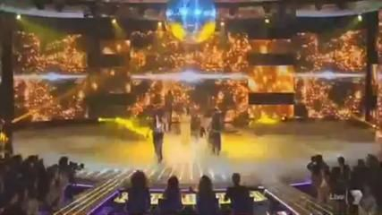 THE XFACTOR AUSTRALIA SEASON 5 (2013) episode 11 part 2