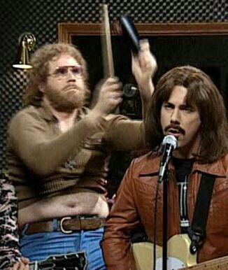 I need more cowbell!!! SNL