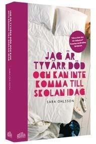 http://www.adlibris.com/se/product.aspx?isbn=9186634194   Titel: Jag är tyvärr död och kan inte komma till skolan idag - Författare: Sara Ohlsson - ISBN: 9186634194 - Pris: 49 kr