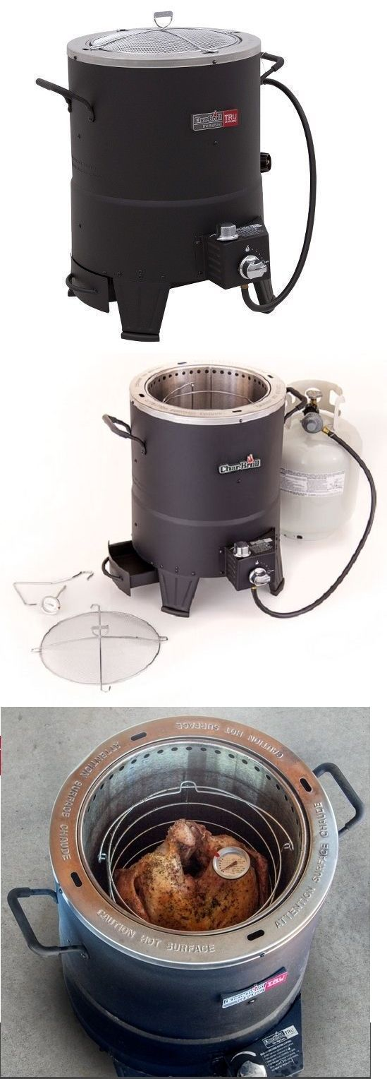 Barbecues Grills and Smokers 151621: Char-Broil Big Easy Oil-Less Infrared Turkey Fryer, Brand New -> BUY IT NOW ONLY: $74.99 on eBay!