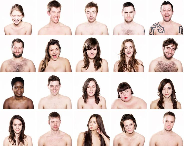 Avec sa série Porn Portraits, le photographe brésilien Patrick Struys s'est amusé à photographier ses modèles alors qu'ils regardaient des films pour adultes. Pour réaliser ce projet, les modèles étaient invités à s'assoir dans une cabine face à un écran diffusant du porno, alors que le photographe capturait leur visage à divers moments de la vidéo.