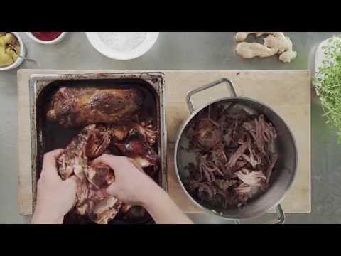 Pulled pork - HK.fi