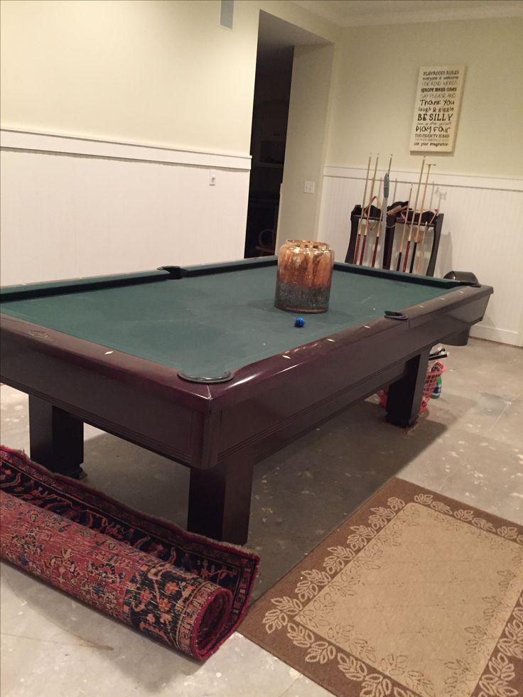 Brunswick Billiards 8u0027 Hawthorne Pool Table