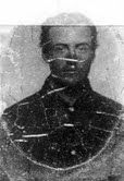 1st Sgt. Philip Hamlin, 1st Minnesota Infantry (Minnesota Historical Society)
