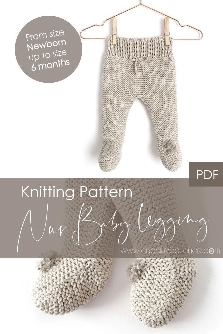 Baby Knitted Legging Pattern Baby Knitting Baby Leggings