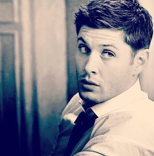 Dean <3 there was a resident at work watching supernatural. Coolest old lady award.