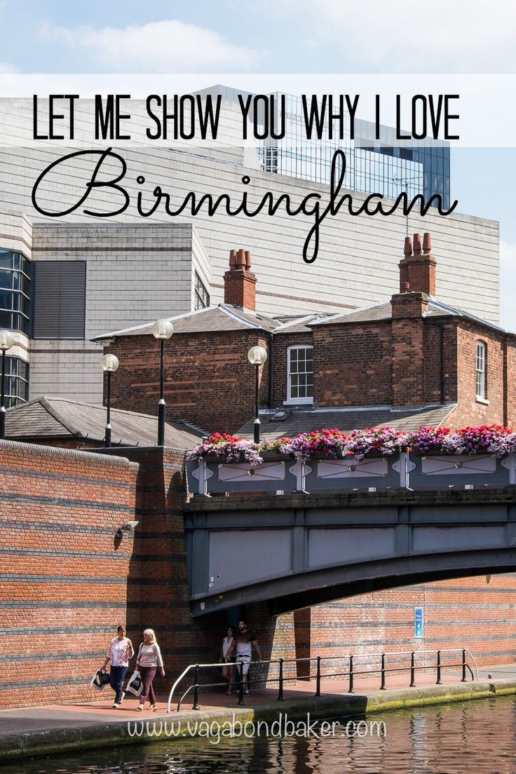 Let Me Show You Why I Love Birmingham! // England // a City Walk