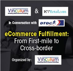eCommerce Fulfillment: From First-mile to Cross-border. Know more - https://www.vinculumgroup.com/webinar/ecommerce-fulfillment/
