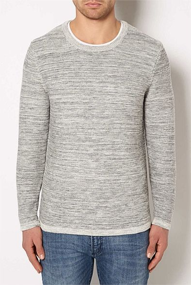 Clothing - Waterfall Knit Jumper - Witchery