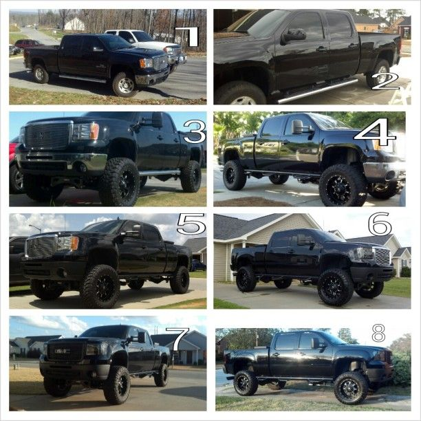 25 Best Images About Gmc 2500 On Pinterest