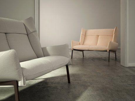 Ligne Roset Beau Fixe 2 Seater by Inga Sempè Live Beautifully! www.lignerosetsf.com #Home #Design #LigneRosetSF #Furniture #NewProduct